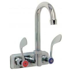 Advance Tabco - K-316-LU-X - Wrist Handles, 2 x 5 x 1/2 for Advance Tabco Hand Sink Faucets