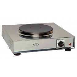 Cadco - LKR-220 - 16-1/2 x 15-1/2 x 4-1/2 2000 Watts Hot Plate