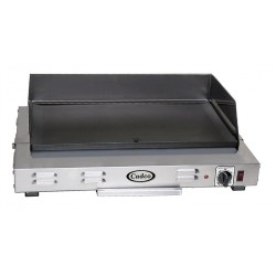 Cadco - CG-10 - 17-3/4 x 24-1/2 x 9-1/4 Countertop Griddle