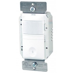 Watt Stopper / Legrand - CS-50-W - Wattstopper CS-50-W PIR Vacancy Sensor