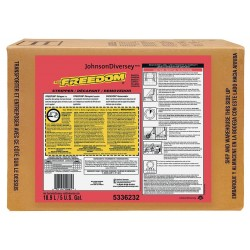 Johnson Diversey - 5336232 - Floor Stripper, Size 5 gal.