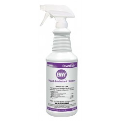 Johnson Diversey - 04528. - Cleaner and Disinfectant, Lavendar