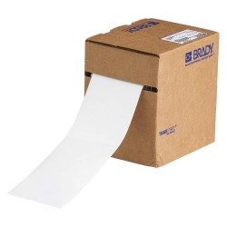 Brady - 104341 - Floor Marking Tape, Solid, Continuous Roll, 3 Width, 1 EA