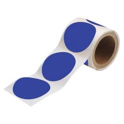 Brady - 104402 - Floor Marking Tape, Solid, Circle, 2 Width, 350 PK