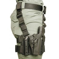 Blackhawk - 430500 - Serpa Duty Holster, GLK 17/19/22/23/31/32