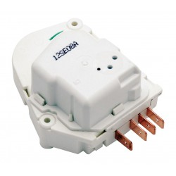 Invensys Controls - B1400-00 - Defrost Timer Control, 120VAC Voltage, Defrost Time (Minutes): 21