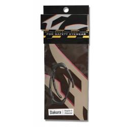 Wolf Peak - 9418 - Safety Glasses FoamGasket Kit, Black, EVA