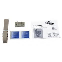 Ready America - RD.S.G.1 - Lasso Strap Fastener, 25 Lbs, Gray