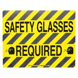 "Brady - 104510 - Floor Marking Sign, Message, Rectangle, 14"" Width, 1 EA"