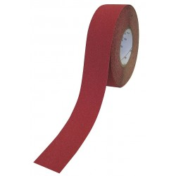 Wooster - SCA0160R - 60 ft. x 1 Polyurethane Antislip Tape, Red