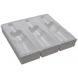 Polar Tech - 743F - Foam Insert, 15-1/2 Length, 5-1/2 Width, 5-1/4 Height