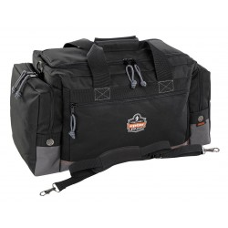 Ergodyne - GB5115 - 9 x 9-1/2 x 10 600D Polyester, 1680D Ballistic Polyester Base Gear Bag, Black