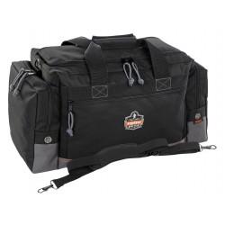 Ergodyne - GB5116 - 22 x 12 x 6 600D Polyester, 1680D Ballistic Polyester Base Gear Bag, Black
