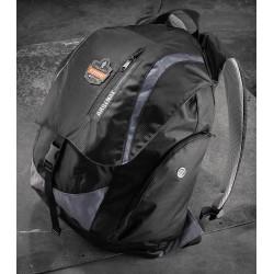 Ergodyne - GB5143 - 18 x 18-1/2 x 11 600D Polyester, 1680D Ballistic Polyester Base Backpack, Black