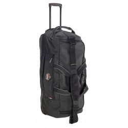 Ergodyne - GB5120 - 34 x 11 x 6 600D Polyester, 1680D Ballistic Polyester Base Rolling Bag, Black