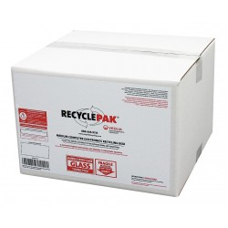RecyclePak / Veolia - SUPPLY-197 - Electronics Recycling Kit, 18x18x12