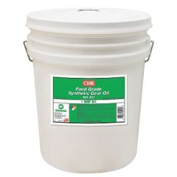 CRC - 04232 - Synthetic Gear Oil, 5 gal. Container Size