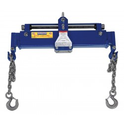 Hein-Werner / SFA - HW93805 - 1-1/2 ft. Painted Steel Engine Load Leveling Sling with Leveling Bar w/Hooks Sling Type