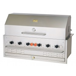Crown Verity - BI-48 NG - 99000 BtuH Natural Gas Stainless Steel Built-In Grill