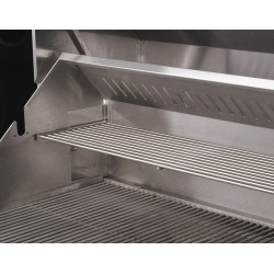 Crown Verity - ABR-48 - 48 x 9-1/4 x 1/2 Stainless Steel Adjustable Warming Rack