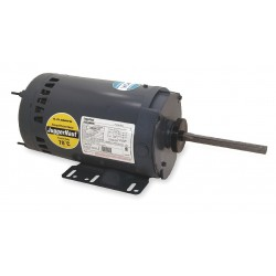 A.O. Smith - H1054A - 1-1/2 HP Condenser Fan Motor, 3-Phase, 850 Nameplate RPM, 208-230/460 Voltage, Frame 56HZ
