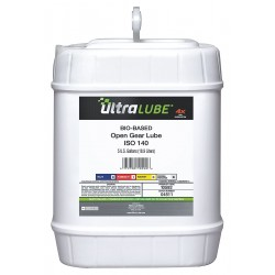 Plews / Edelman - 10592 - Industrial Gear Lube, ISO140, 5 Gal.