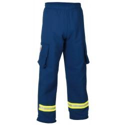 Fire Dex - PPCROSSTECHEMSN-S - EMS Pants. Size: S, Fits Waist Size: 32, Inseam: 30, Navy