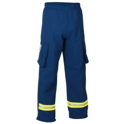 Fire Dex - PPCROSSTECHEMSN-XL - EMS Pants. Size: XL, Fits Waist Size: 44, Inseam: 30, Navy