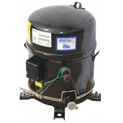 Bristol Compressors - H22G124DBDE-S - A/C Compressor, 118, 000 BtuH, 208/230V