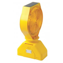 Tapco - 5785469 - Solar Barricade Light, LED, 7-1/2