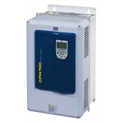 Weg - CFW700E142T4NBN1C3 - Variable Frequency Drive, 100 Max. HP, 3 Input Phase AC, 480VAC Input Voltage