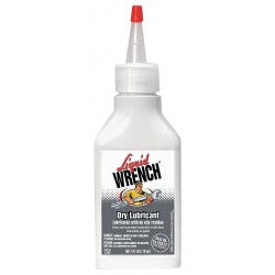 Radiator Specialty - L504 - Dry Film Lubricant, -20F to 110F, Boron Nitride, 4 oz. Squeeze Bottle