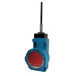 Honeywell - LSXJ3K-7A - Wobble Stick Hazardous Location Limit Switch; Location: Top, Contact Form: 1NC/1NO, Wobble Movement
