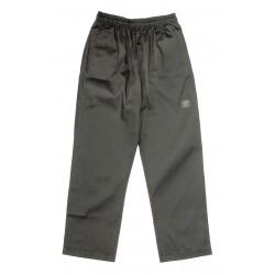 San Jamar - P020BK-S - 32 Baggy Unisex Chef Pants, Black, S