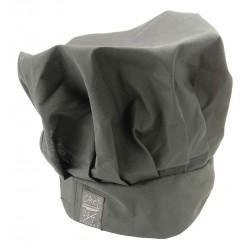 San Jamar - H400BK - Chef Hat, Black, One Size Fits All