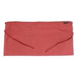 San Jamar - 605WAFH-RD - 24 x 12 Waist Apron, Red, One Size Fits All
