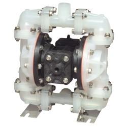 Sandpiper / Warren Rupp - S05B2PBTPNI000 - Polypropylene Buna Single Double Diaphragm Pump, 14 gpm, 100 psi