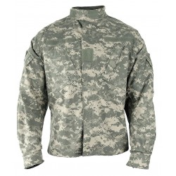 Propper - F545921394S2 - Military Coat, S Fits Chest Size 33 to 36, Universal Digital Color