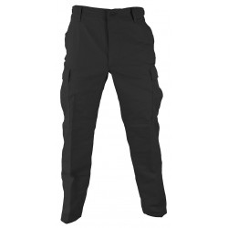 Propper - F520138001S1 - Men's Tactical Pants. Size: S, Fits Waist Size: 27 to 30, Inseam: 26-1/2 to 39-1/2, Black