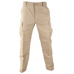 Propper - F520138250S1 - Men's Tactical Pants. Size: S, Fits Waist Size: 27 to 30, Inseam: 26-1/2 to 39-1/2, Khaki