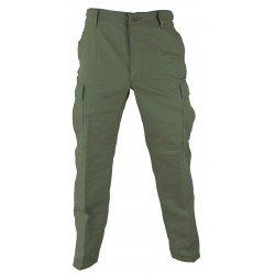 Propper - F520138330M1 - Men's Tactical Pants. Size: M, Fits Waist Size: 31 to 34, Inseam: 26-1/2 to 39-1/2, Olive
