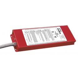 Philips - B60 - 17 to 215W Fluorescent Emergency Ballast, 700 Initial Lumens, 1 or 2 Lamp(s) Supported, Steel Housin
