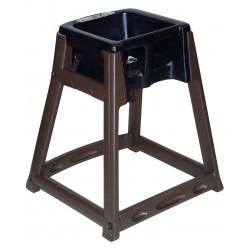 Koala Kare - 866-GRN - Kidsitter High Chair, Dark Brown/Green
