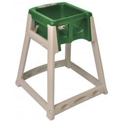 Koala Kare - 877-GRN - Kidsitter Gray Frame/Green Seat