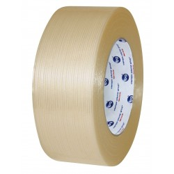 Intertape Polymer - RG20..9 - 55m 9.50 mil Polyester Film/Reinforced Fiberglass Filament Tape, Clear