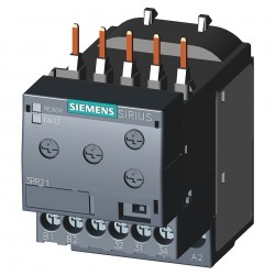 Siemens - 3RR21411AW30 - Current Monitoring Relay, 2 Phase, 1.6-16A