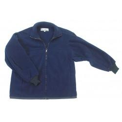 Fire Dex - Pcusarfleece-xl - Usar Jacket, Navy, Xl, Fleece