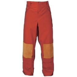 Fire Dex - FS1P00LL - Cotton, Turnout Pants, Size: L, Fits Waist Size 38, 30 Inseam