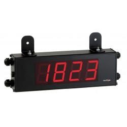 Red Lion Controls - LD200400 - Electronic Counter, Number of Digits: 4, Red LED Display, Max. Counts per Second: 25, 000