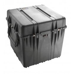 Pelican - 0370NF - Pelican 8 cu ft 26 1/2 X 26 1/2 X 25 1/4 Polypropylene Cube Case Without Air And Water Tight Foam, ( Each )